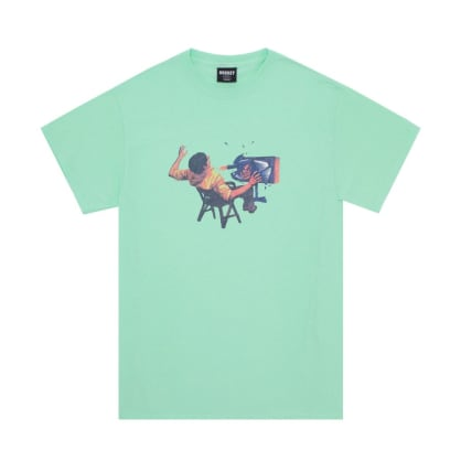 Hockey Ultraviolence T-Shirt - Mint