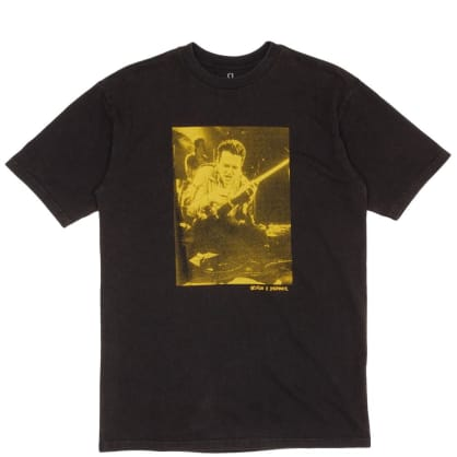 Brixton x Joe Strummer Stage T-Shirt - Black