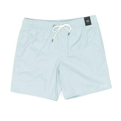 RVCA Gerrard Elastic Trunk Shorts - Blue Haze