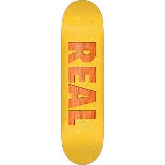 Real Team Bold Series Yellow 8.06""