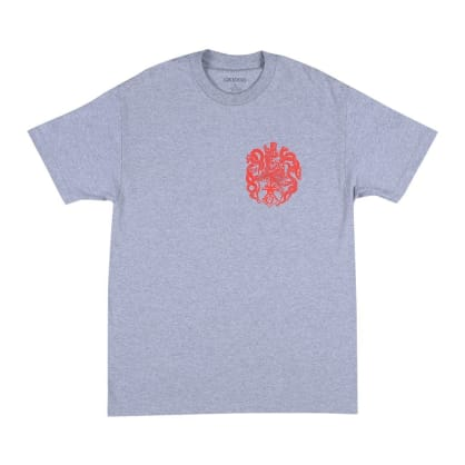 GX1000 Serpent T-Shirt - Heather Grey