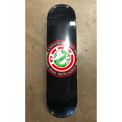 Element Ghostbusters Logo Skateboard Deck