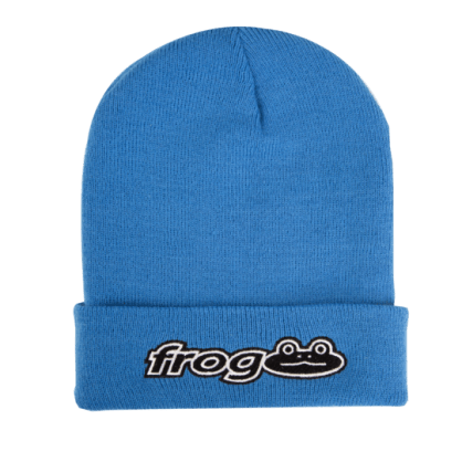 Frog Skateboards Works Beanie - Car Blue