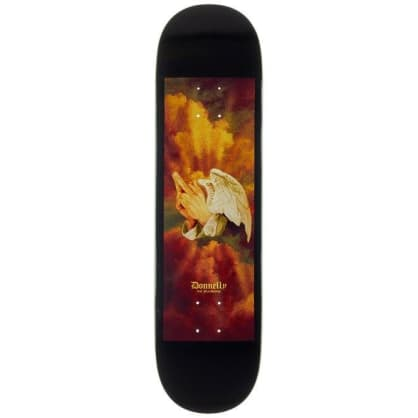 Real - Donnelly Pray Finger Deck 8.25""