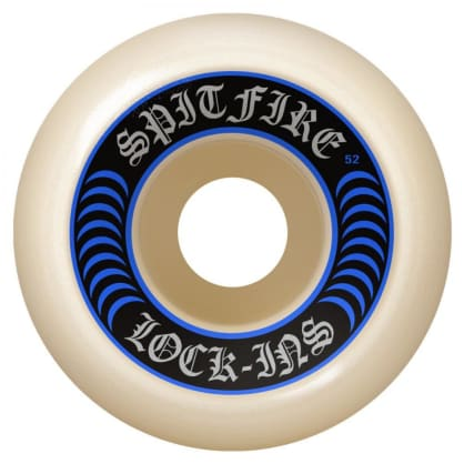Spitfire Formula Four Lock Ins 99d Wheels - 53mm