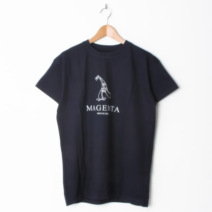 Magenta 10 Year Collection T-Shirt Navy