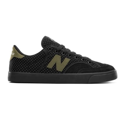 New Balance 212 - Black/Army Green
