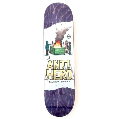 Antihero - Raney Expressions Deck 8.25""