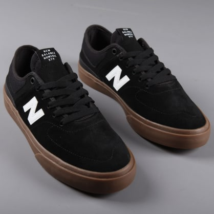 New Balance Numeric '379' Skate Shoes (Black / Gum)
