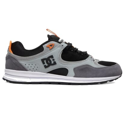DC Kalis Lite SE Black/Orange Shoes