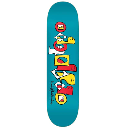 Krooked - Pals Deck 8.25""