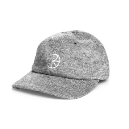 Polar Boiled Wool Cap - Grey
