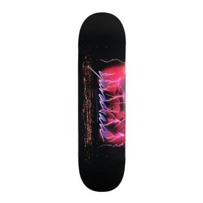 Yardsale Control Red Skateboard Deck - 8.2""