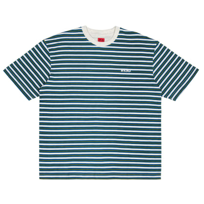 WKND Stripe T-Shirt - Multi Stripe