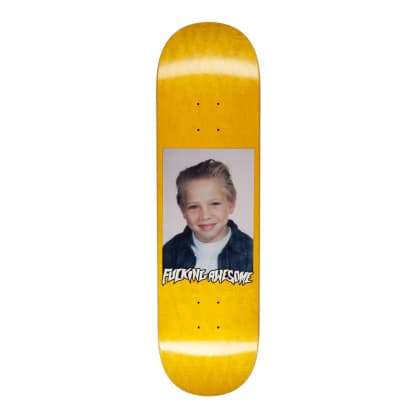 Fucking Awesome Vincent Class Photo Skateboard Deck - 8.5""