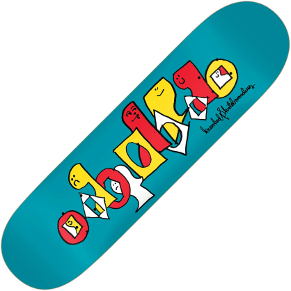 "Krooked Pals deck (8.25"")"