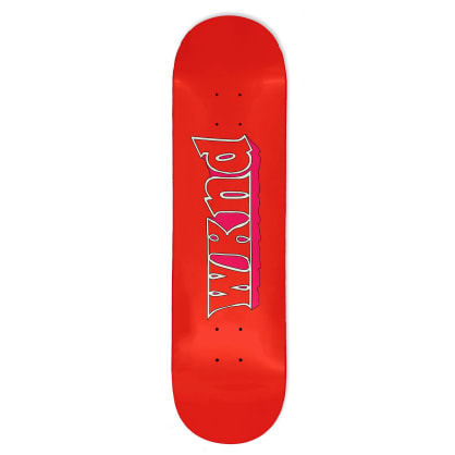 WKND - Good Times Red Logo Deck - 8.18"