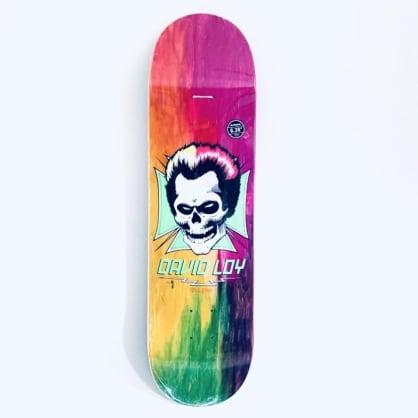 "Birdhouse Loy Skull Rainbow 8.38"" Deck"