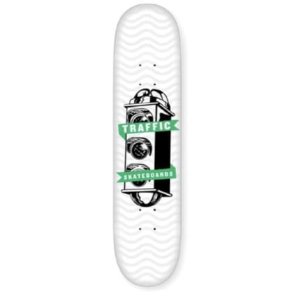 Traffic Light Crest Deck- 8.25-8.5