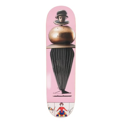 Isle Skateboards - Triadic Brooker Deck - 8.25""