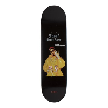 """Sour Solution Josef Two Words Deck 8.25"""""""