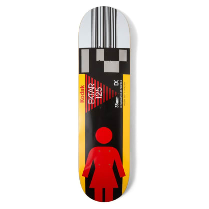 Girl Kodak Wilson Skateboard Deck - 8.125""