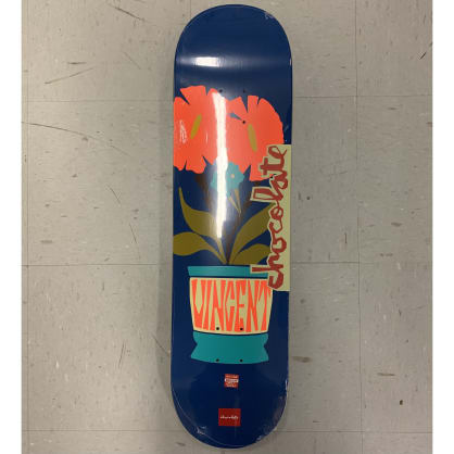 Chocolate Skateboards Alvarez Plantasia Deck 8.25