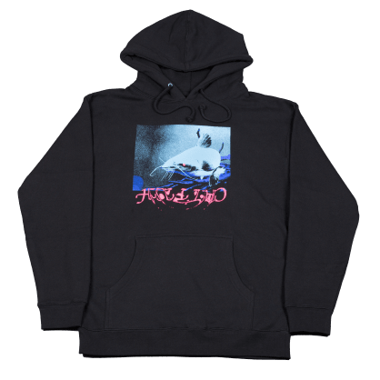 Atlantic Drift Catfish Hoodie - Black