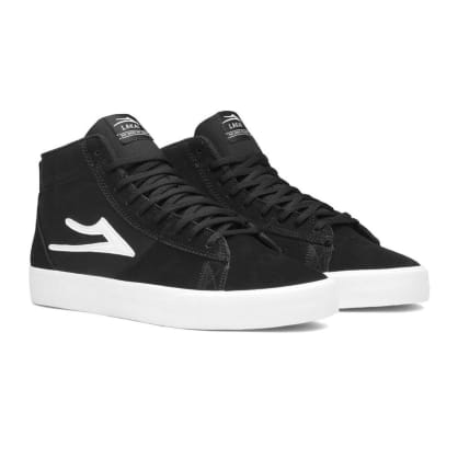 Lakai - Newport High Shoes - Black / White