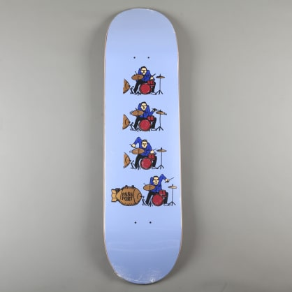 """PassPort 'What U Thought - Drums' 8.6"""" Deck"""