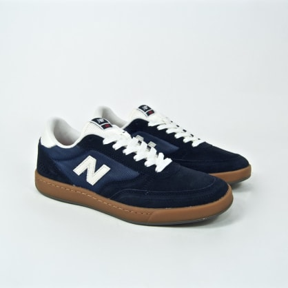 New Balance Numeric - 440 Shoes - Navy / Gum