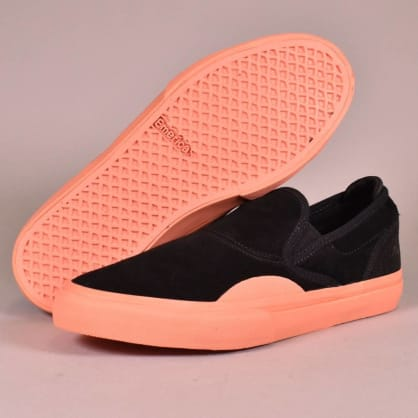 Emerica - Wino G6 Slip-On (Black/Pink)