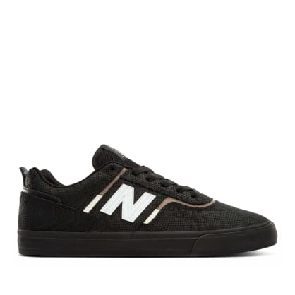 New Balance Numeric 306 Shoes - Black / Munsell White