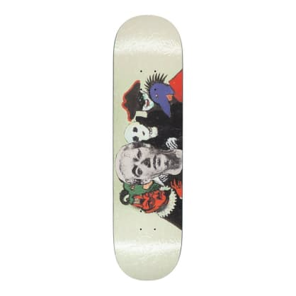 Fucking Awesome Bad Influence Skateboard Deck - 8.00""