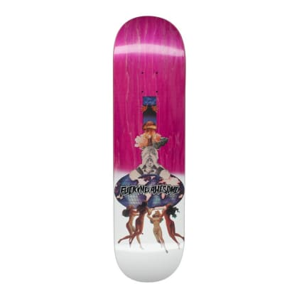 Fucking Awesome Berle Dipped Tail Skateboard Deck - 8.25""