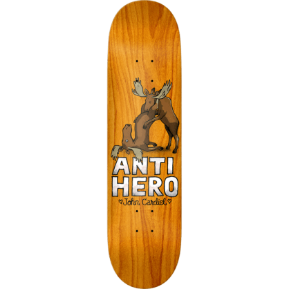 "Anti Hero Skateboards- Cardiel Lovers 2 8.62"""