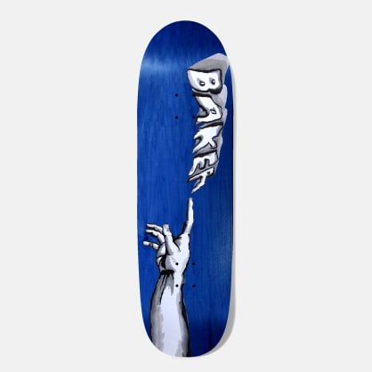 Baker Skateboards Creation Shaped Skateboard Deck - 9.25""