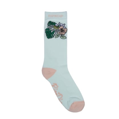 Rip N Dip Tropicalia Socks - Blue