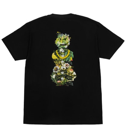 Quartersnacks Botanical Snackman T-Shirt - Black