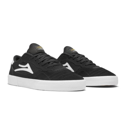 Lakai - Cambridge (black/white) suede