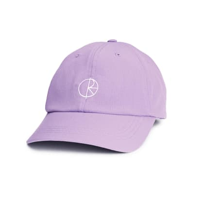 Polar Skate Co. Camper Unstructured 6-Panel Cap - Lavender