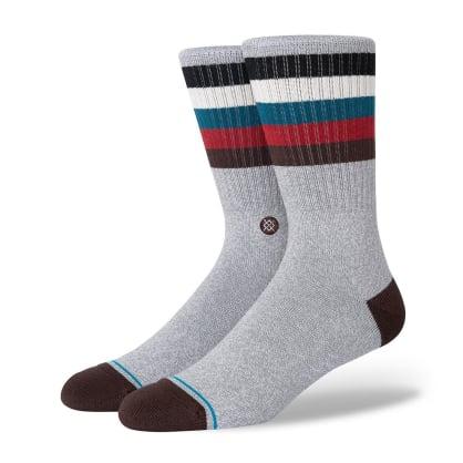 Stance Socks - Copy of Stance Maliboo   Grey