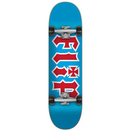Flip Skateboards HKD Team Blue Complete Skateboard - 8.00