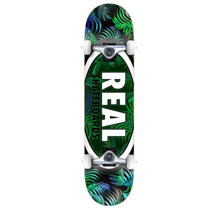 """Real Complete - Tropic Oval 8"""""""