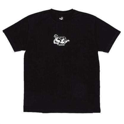 Dancer Lie Logo T-Shirt - Black