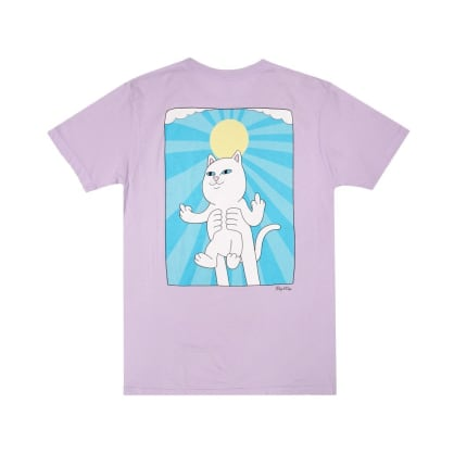 Rip N Dip Halo T-Shirt - Purple