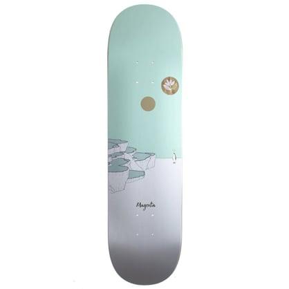 "Magenta Skateboards - Questions Deck 8.375"" Wide"