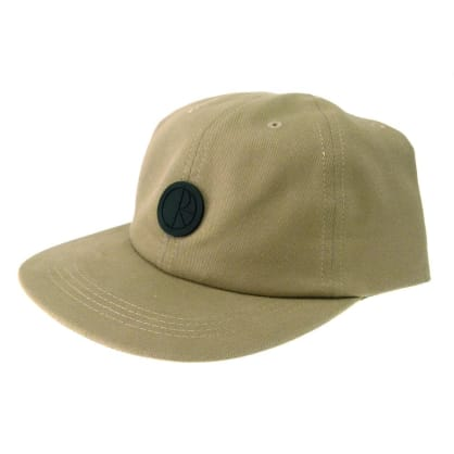 Polar Skate Co. Stash Pocket Cap - Khaki