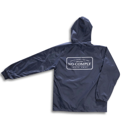 No-Comply Locally Grown Jacket