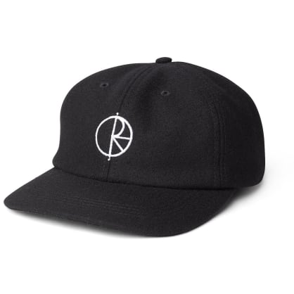 Polar Skate Co Wool Cap - Black